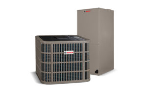 Bosch Family of Heating and Air Conditioning Units